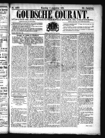 Goudsche Courant 1921-08-08