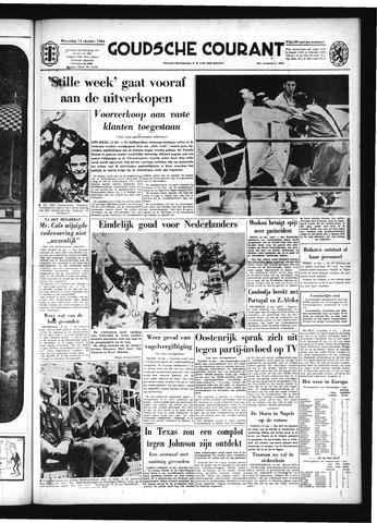 Goudsche Courant 1964-10-14