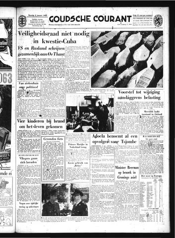 Goudsche Courant 1963-01-08