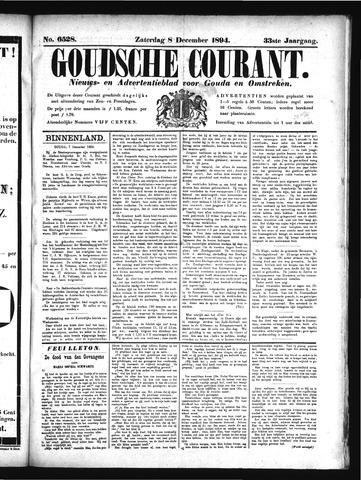 Goudsche Courant 1894-12-08