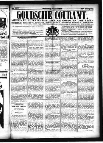 Goudsche Courant 1926-06-16