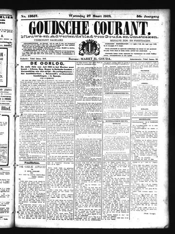 Goudsche Courant 1918-03-27