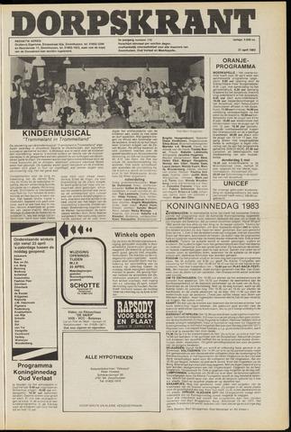 Dorpskrant 1983-04-21