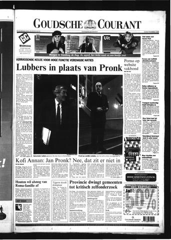 Goudsche Courant 2000-10-25