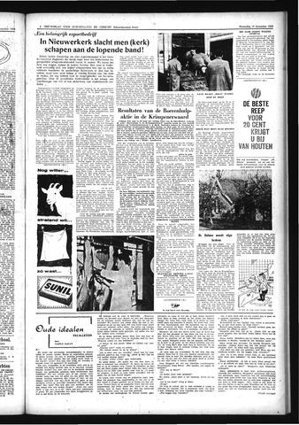 Schoonhovensche Courant 1959-12-29