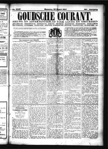 Goudsche Courant 1927-03-28
