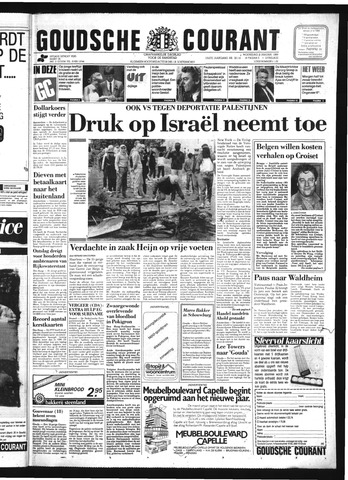 Goudsche Courant 1988-01-06