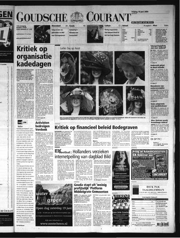 Goudsche Courant 2004-06-18