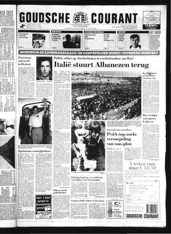 Goudsche Courant 1991-08-09
