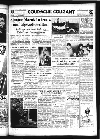 Goudsche Courant 1954-01-22