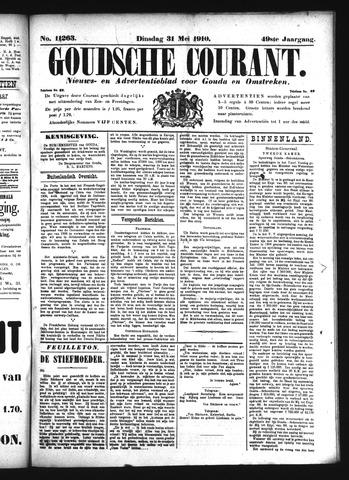Goudsche Courant 1910-05-31