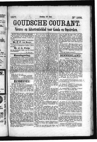 Goudsche Courant 1877-06-10