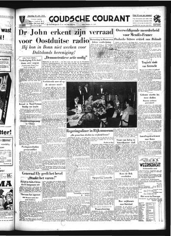 Goudsche Courant 1954-07-24