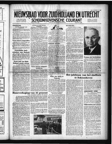 Schoonhovensche Courant 1952-03-31
