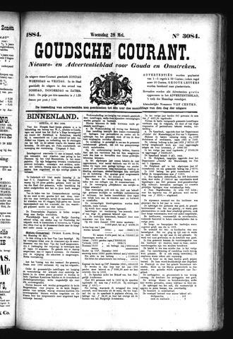Goudsche Courant 1884-05-28