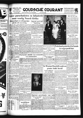 Goudsche Courant 1954-11-02
