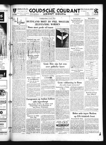Goudsche Courant 1950-05-15