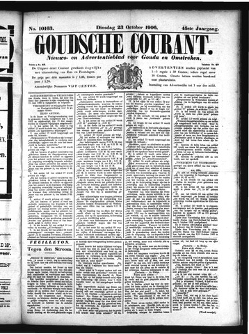 Goudsche Courant 1906-10-23