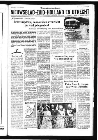 Schoonhovensche Courant 1968-09-18