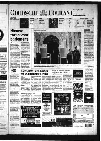 Goudsche Courant 2002-05-25