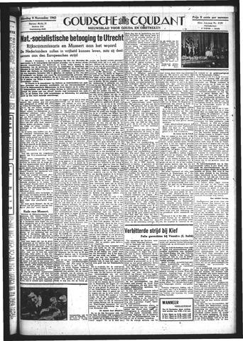 Goudsche Courant 1943-11-09