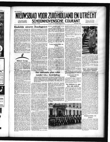 Schoonhovensche Courant 1951-05-18