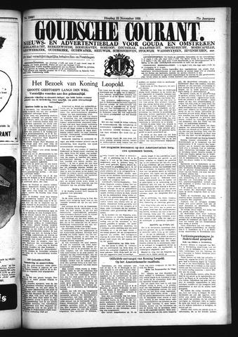 Goudsche Courant 1938-11-22