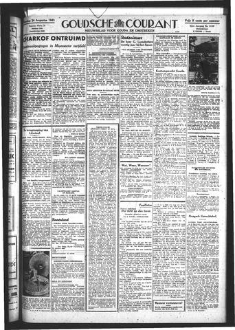 Goudsche Courant 1943-08-24