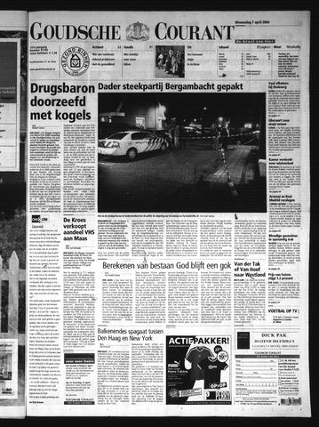 Goudsche Courant 2004-04-07