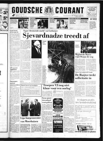 Goudsche Courant 1990-12-20