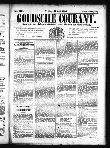 Goudsche Courant 1903-07-31