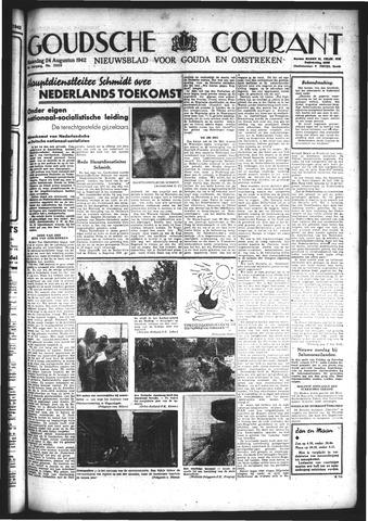 Goudsche Courant 1942-08-24