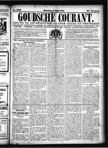 Goudsche Courant 1923-04-16