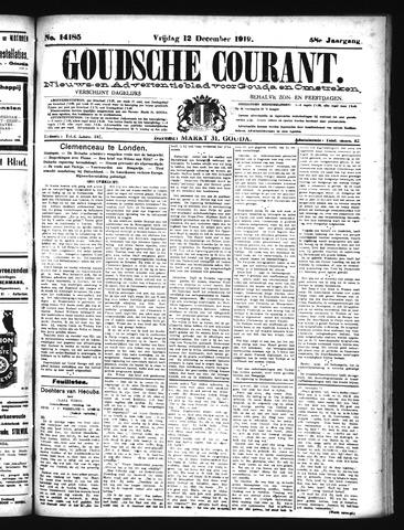 Goudsche Courant 1919-12-12