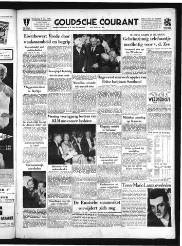 Goudsche Courant 1959-10-08