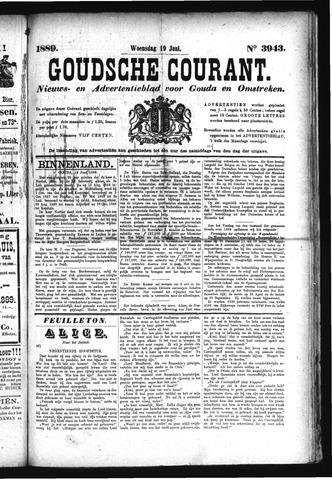 Goudsche Courant 1889-06-19
