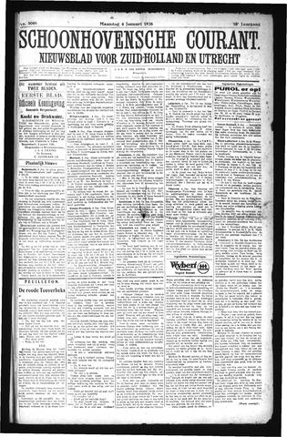 Schoonhovensche Courant 1926