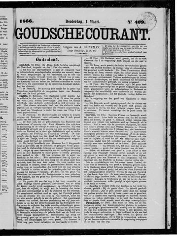 Goudsche Courant 1866-03-01