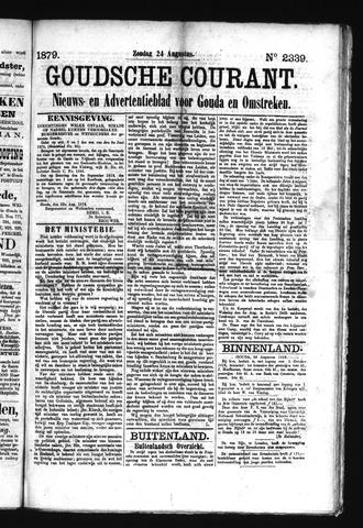 Goudsche Courant 1879-08-24