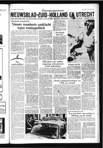 Schoonhovensche Courant 1966-09-28
