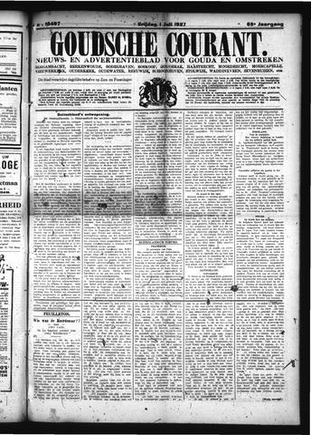 Goudsche Courant 1927-07-01