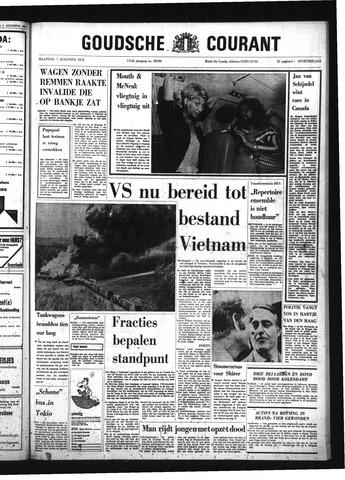 Goudsche Courant 1972-08-07