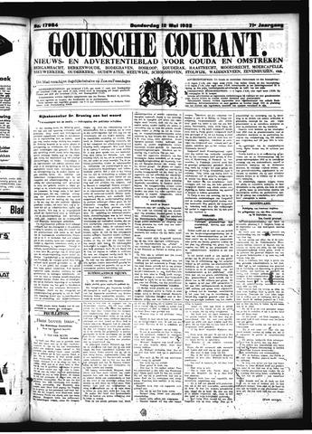 Goudsche Courant 1932-05-12