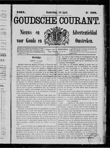 Goudsche Courant 1863-04-16