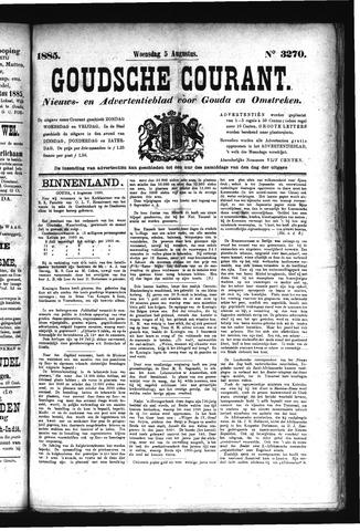 Goudsche Courant 1885-08-05