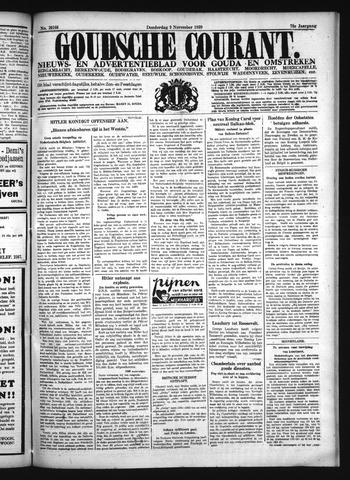 Goudsche Courant 1939-11-09