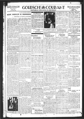 Goudsche Courant 1943-02-13