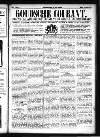 Goudsche Courant 1925-07-09