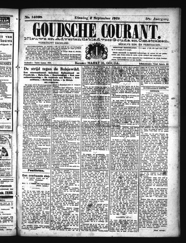 Goudsche Courant 1919-09-02