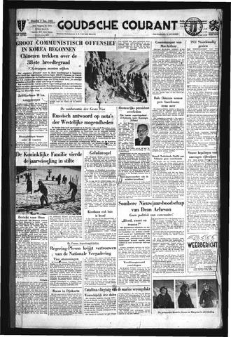 Goudsche Courant 1951